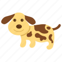 animal, beast, cur, dog, foxhound, pet icon