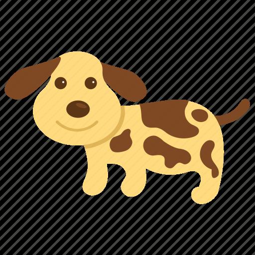 animal, beast, cur, dog, foxhound, pet icon
