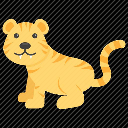 leopard, lion, panthera leo, safari animal, tiger icon