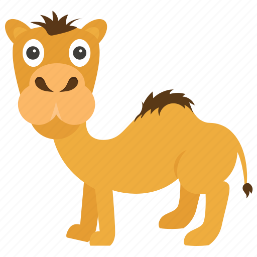 Animal, camel, desert, dromedary, egyptian icon - Download on Iconfinder