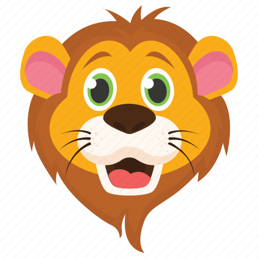 Animal, lion, panther, wild animal, zoo icon - Download on Iconfinder