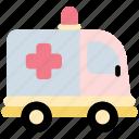 ambulance, emergency, healthcare