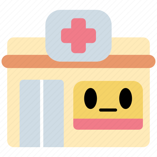 Clinic, medical, healthcare, hospital icon - Download on Iconfinder