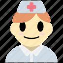 nurse, man, avatar, doctor, medical