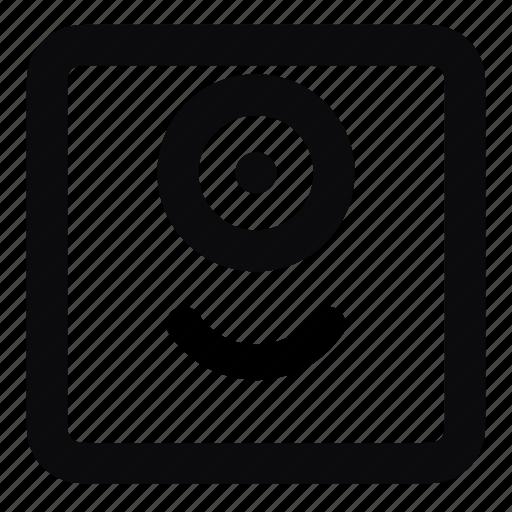 emoji, emoticon, face, happy, sleepy, smile, smiley icon