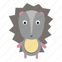 ainmals, cute, nuts, pet, squrriel, tree, zoo icon