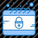 calendar, crime, cyber, internet