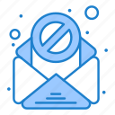 email, spam, virus icon