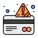 alert, card, credit, payment