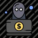 detective, hacker, robbery, spy