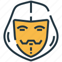 fraud, scam, ransomware, hacking computer, virus, hacked, hacking icon