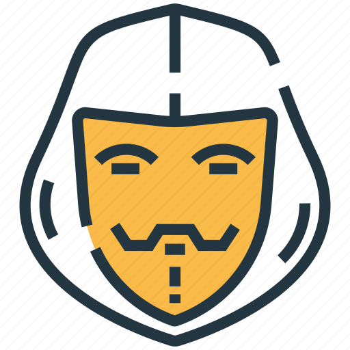 fraud, hacked, hacking, hacking computer, ransomware, scam, virus icon