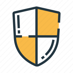 antivirus, protect, protection, safe, secure, security, shield icon