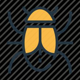 bug, computer, internet, malware, security, threat, virus icon