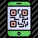 qr code, barcode, scan, code, qr scanner, payment, shopping