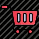 shopping cart, cart, ecommerce, trolley, online shopping, shopping trolley, shop