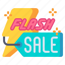 flash, sale, shopping