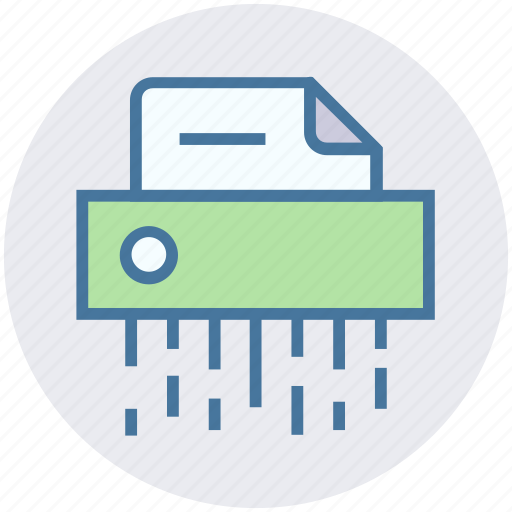 file, paper, protection, security icon