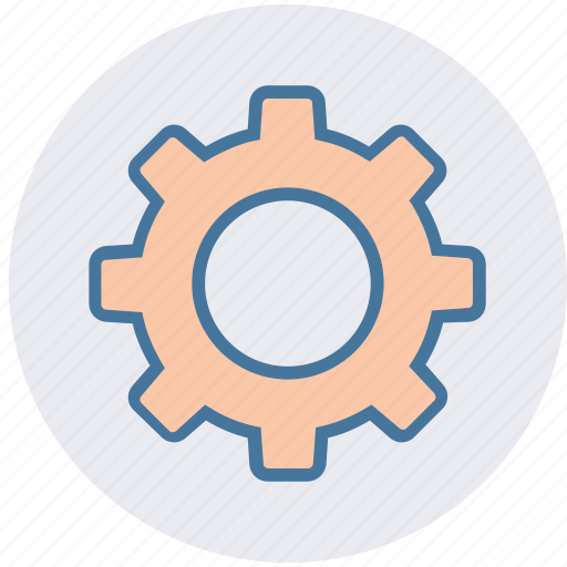 cog, cogwheel, gear, options, security, setting icon