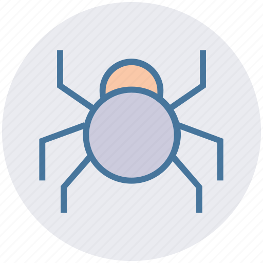 bug, cyber, insect, security, virus, vulnerable icon