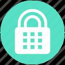 lock, padlock, password, protected, safe, security