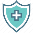 active, alert, expert, recovery, rehabilitation, shield, speed icon