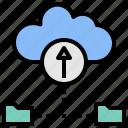 backup, upload, cloud, storage, transfer, hosting, data