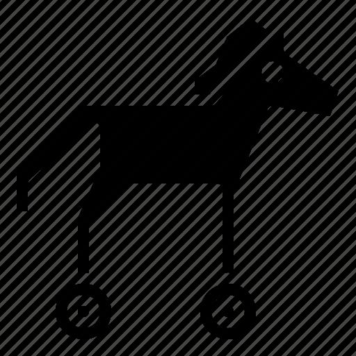 computing, greek, gygreece, horse, mytholo, trojan, virus icon