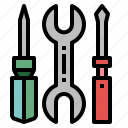 improvement, settings, tools, wrench