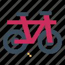 bicycle, exercise, sports, vehicle icon