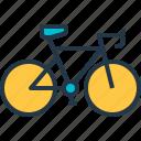 bicycle, bike, lane, road, sport, vehicle