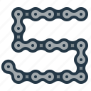bicycle, bike, chain, cycling, link, speed