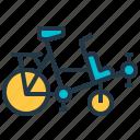 bicycle, bike, cycling, pino, tandem