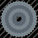 bicycle, cassette, freewheel, gear, rear