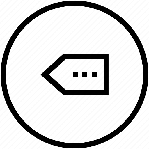 backspace, cut, edit, erase, function, text icon