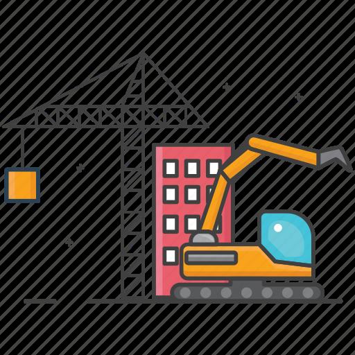 building, construction, general, outdor icon