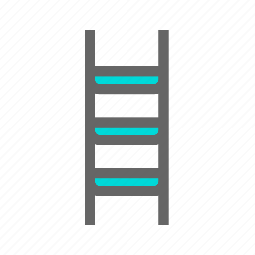 climb, daily, escape, going up, ladder, objects, stairs icon