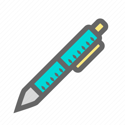 create, daily, drawing, objects, pen, school, writing icon