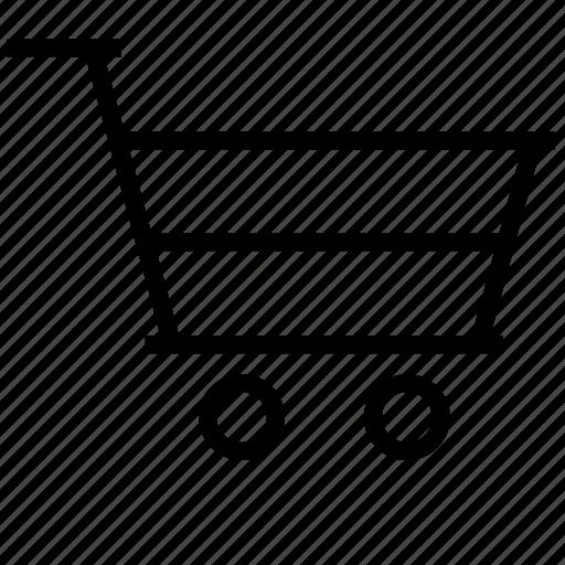 buy, cart, sale icon
