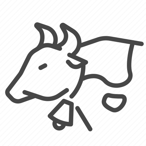 animal, beef, cattle, cow, dairy, livestock icon