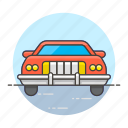 2, car, civil, crime, danger, investigation, officer, operation, police, road, undercover, vehicle icon
