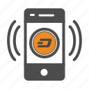 app, dash, mobile icon