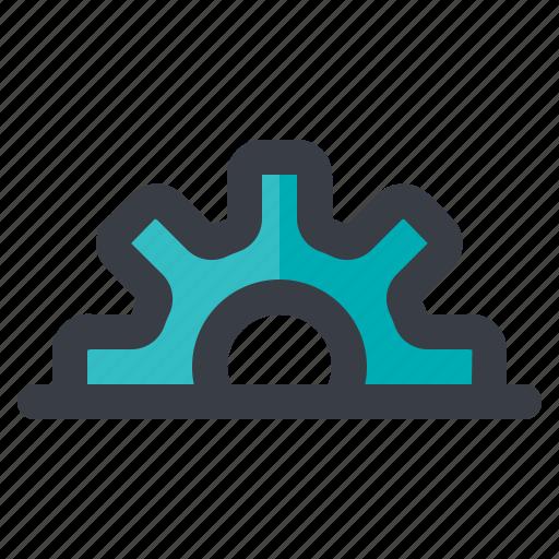 dashboard, setting, ui, ux, website icon