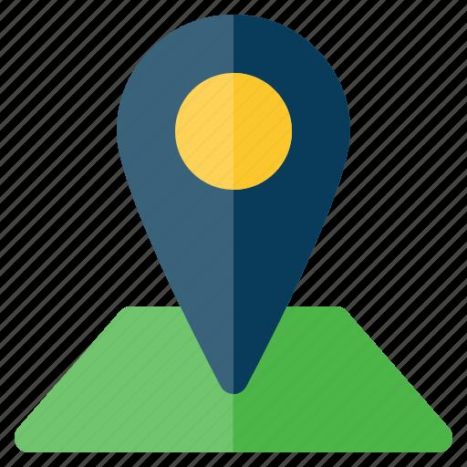 dashboard, location, ui, ux, website icon