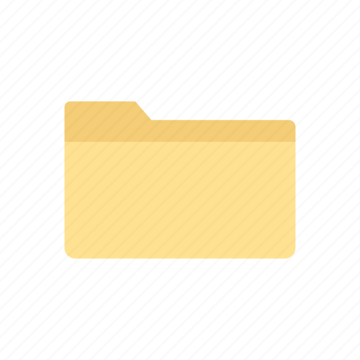 document, file, folder, portfolio icon