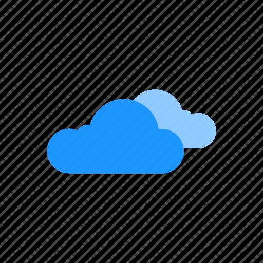 cloud, fog, icloud, sky icon