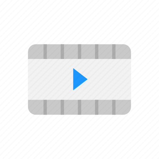 film, movie, video, video player icon
