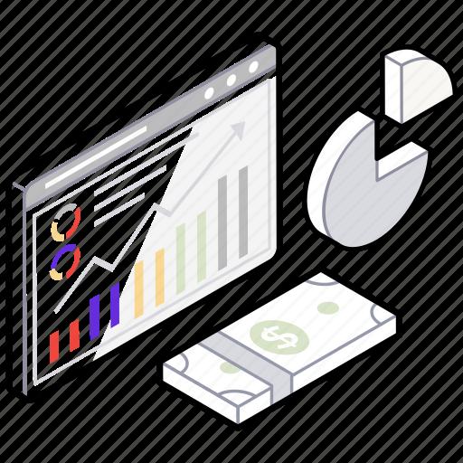 data analysis, data representation, web infographics, website analysis, website analytics icon