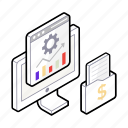 search engine optimization, seo, seo analysis, seo monitoring, seo optimization icon