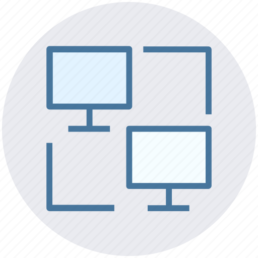 Connection, display, lcd, led, monitor, screen icon - Download on Iconfinder